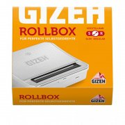 Gizeh Rollbox Rolling Machine for slim and regular...