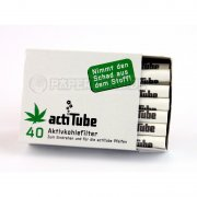 40er actiTube Tune Aktivkohlefilter Filter charcoal...