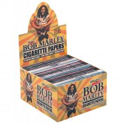 Bob Marley King Size Papers aus Hanf extra lang 10 Heftchen