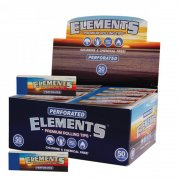 Elements Filter Tips perforiert slim Filtertips 5x Boxen...