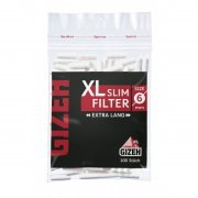 Gizeh Black XL Slim Filter 6mm Extra Lange...