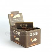 OCB Filter Tips Virgin Slim Perforiert Ungebleicht 1 Box...