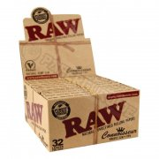 RAW Connoisseur King Size Papers + Tips inklusive Blättchen