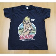 RAW T-Shirt RAW Comic Girl L