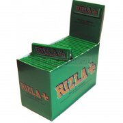 Rizla Green regular Zigarettenpapier Grün Papers Cut...