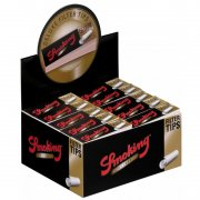 Smoking Deluxe Filter Tips 50er slim perforiert...