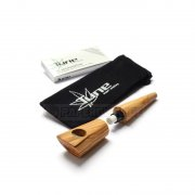 ActiTube (former Tune) Olive Wood Pipe + 40 Active...