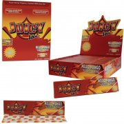 1 Box (24x) Juicy Jays King Size flavoured Papers Mello...