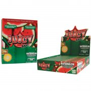 1 Box (24x) Juicy Jays King Size flavoured Papers Watermelon