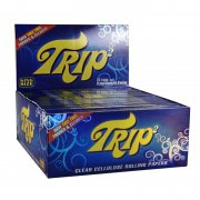 Trip 2 transparent King Size slim Papers from Cellulose...