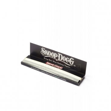 Snoop Dogg Rolling Papers King Size slim Blättchen Longpapers