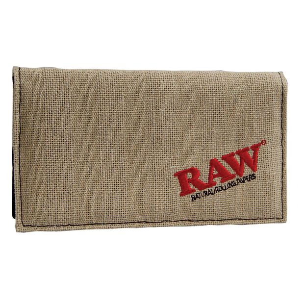 RAW Smokers Wallet for Tobacco and Papers Accessory 1x...