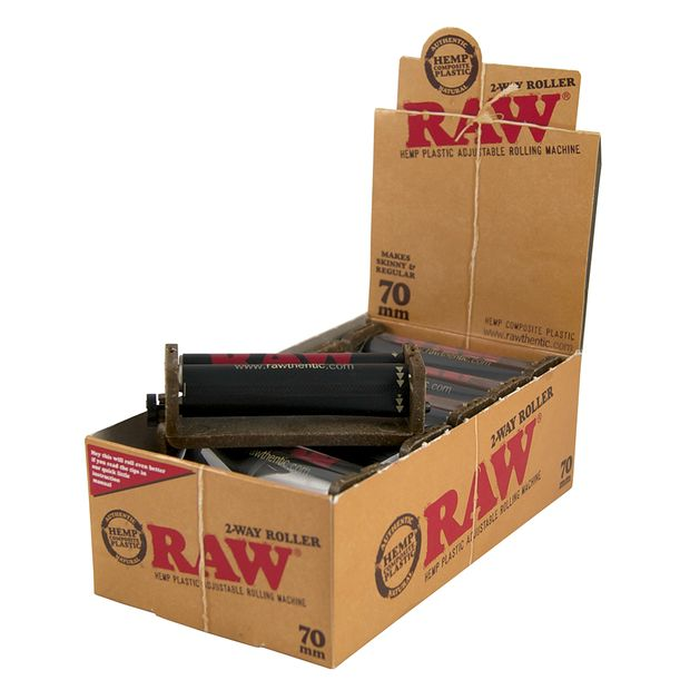 RAW 2-Way Roller 70mm Verstellbar Slim und Regular