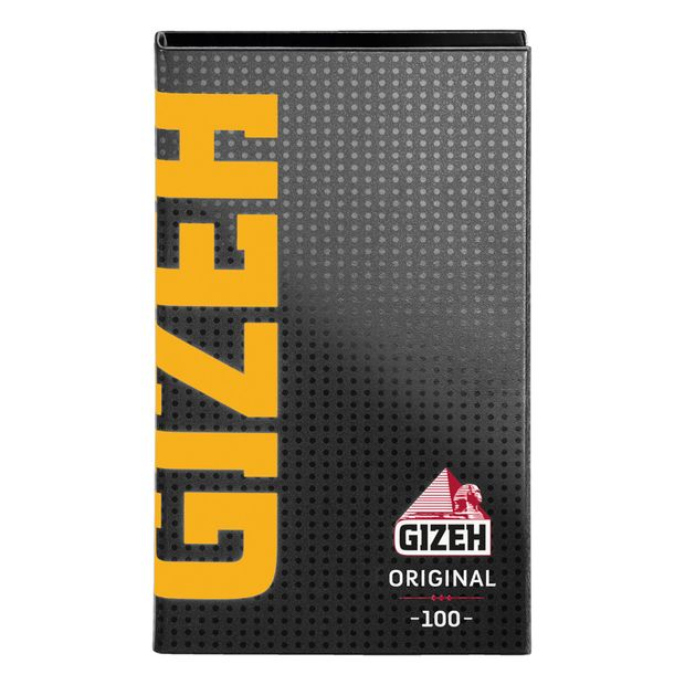 Gizeh Original Magnet Cigarette Papers regular 100 leaves...