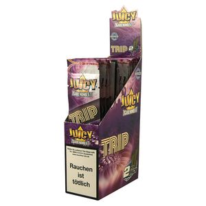 1 Box Juicy Jays Double Blunts TRIP (DE-Version)