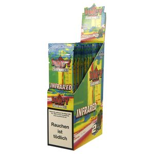 1 Box Juicy Jays Double Blunts INFRARED (DE-Version)