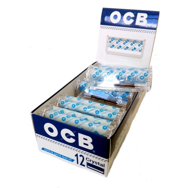 OCB Crystal Roller Cigarette Rolling Machine 70mm