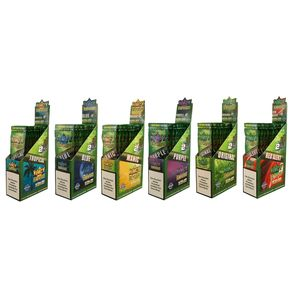 3 Boxes Juicy Jay Hemp Wraps flavoured no Tobacco