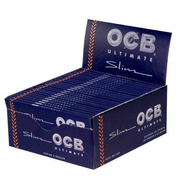 OCB Ultimate King Size Slim ultradünne Longpapers