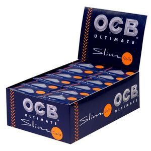 OCB Ultimate Rolls Endlospaper 4m ultradünn