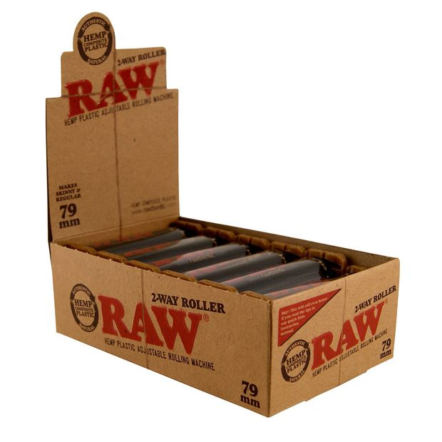 RAW 2-Way Roller 79mm Verstellbar Slim und Regular