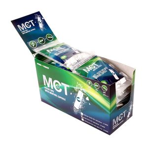 MCT Filter Slim Menthol Klickfilter 6mm 1 Display (20...