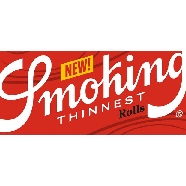 Smoking Thinnest Rolls, King Size Slim, 4 meters of endless Cigarette Paper