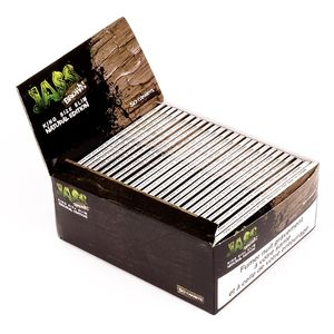 JASS Brown Papers Natural Edition, King Size Slim, 33...