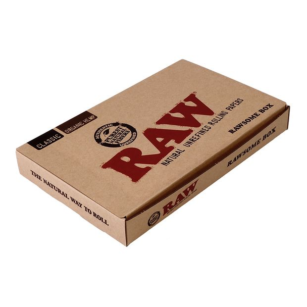 RAW SOME BOX SMALL - limited 12-piece RAW collection, only while stocks last!