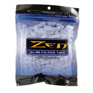 ZEN Premium Filter slim 6.5mm Filters Zigarettenfilter...