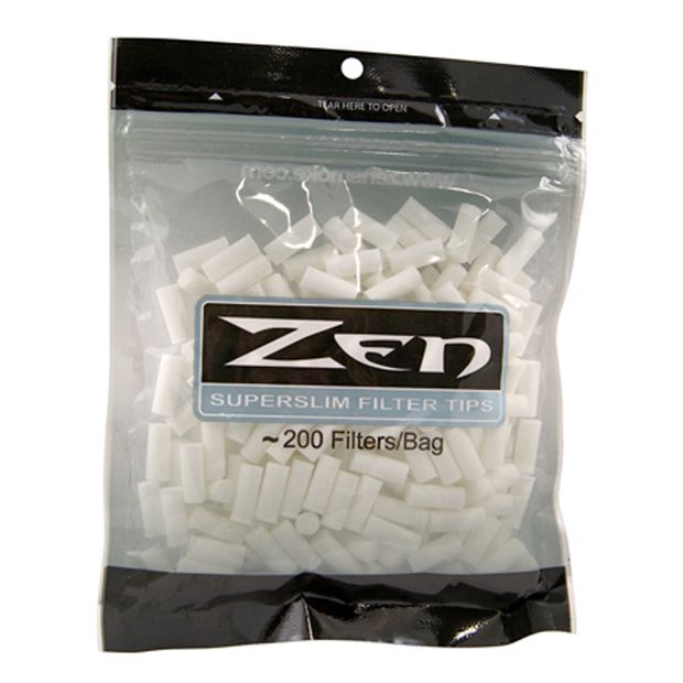 ZEN Premium Filter super slim 5.9mm Zigarettenfilter...